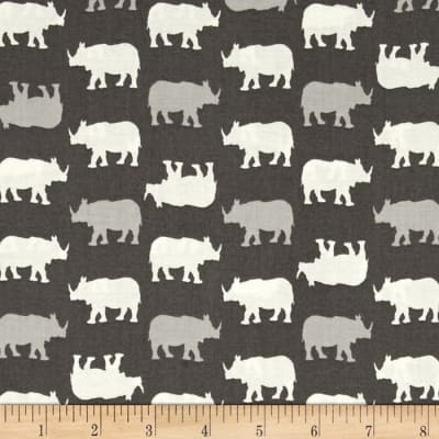 Baby Chic Rhino Grey