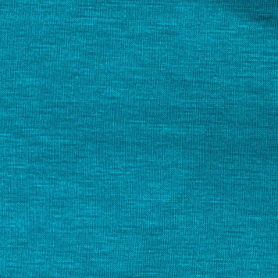 Rayon Spandex Jersey Knit Light Turquoise