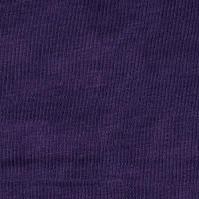 Rayon Spandex Jersey Knit Deep Purple