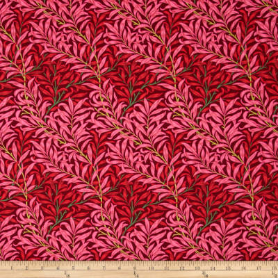 Moda The Morris Jewels Willow Boughs Ruby
