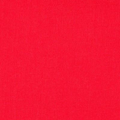 Cotton Gauze Red