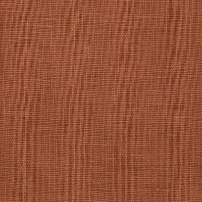 European 100% Washed Linen Ochre