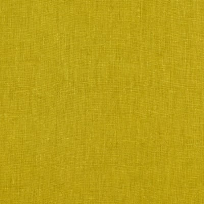 European 100% Washed Linen Curry
