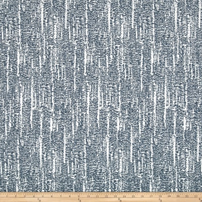 Robert Allen Sunbrella Distressed Tree Bark Indigo