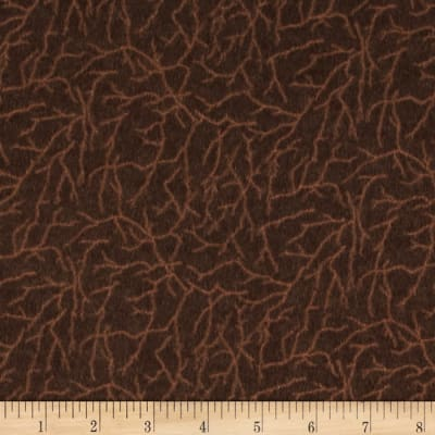 Moda Winter Forest Flannel Branches Sable