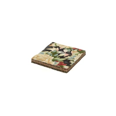 """Kaufman Imperial Collection Vintage 5"""" Charm Pack Multi"""