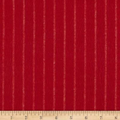 Primo Country Squire Flannel Stripe Red