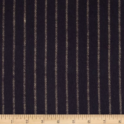 Primo Country Squire Flannel Stripe Navy