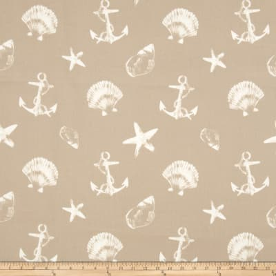 Largo Acrylic Indoor/Outdoor Anchor Oatmeal