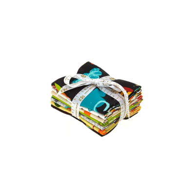 Kaufman Creature & Critters Park Fat Quarter Bundle