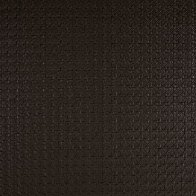 Luxury Faux Leather Rattan Brown