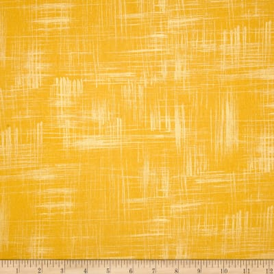 Michael Miller's Painter's Canvas Yellow