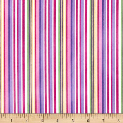 Little Princess Striped Plaid Multi