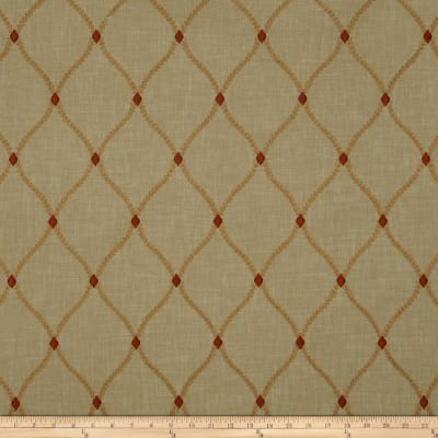 Swavelle/Mill Creek Embroidered Engaging Meadow