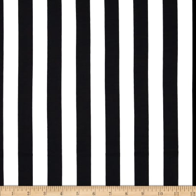 Ponte de Roma Stripe Black/White