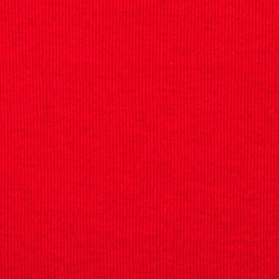 Fabric Merchants T-Knit Ribbing Red