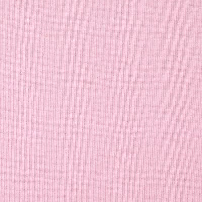 Fabric Merchants T-Knit Ribbing Baby Pink