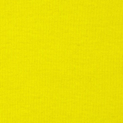 Fabric Merchants T-Knit Ribbing Yellow