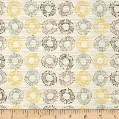 Market Road Circles Cream/Multi