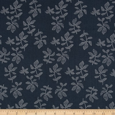 Lotta Jansdotter Lucky Emes Midnight Navy
