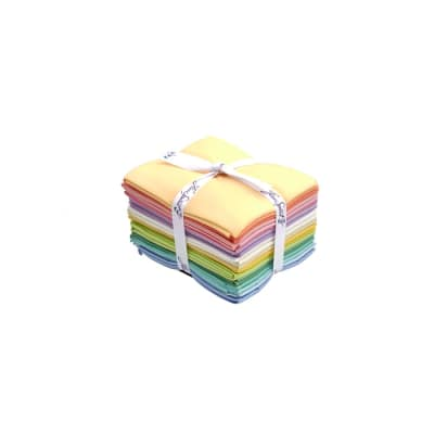 Designer Essentials Solids Fat Quarter Soft Spectrum