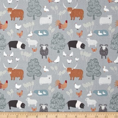 Lewis & Irene Country Life Country Life Grey