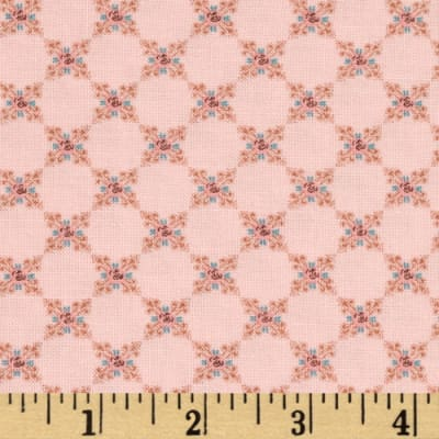 Moda Kindred Spirits Small Rose Pink