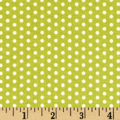 Moda Farmhouse Polka Dotties Meadow