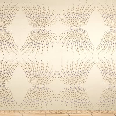Eroica Dot Art Chenille Jacquard Abstract Orchid