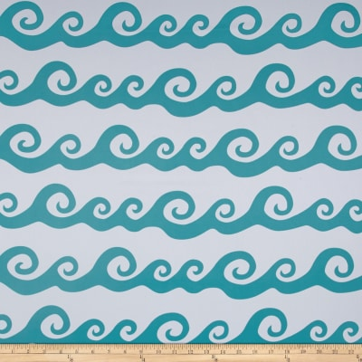 RCA Blackout Nautical Waves Aqua