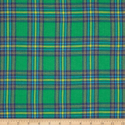 Windstar Flannel Plaid Green