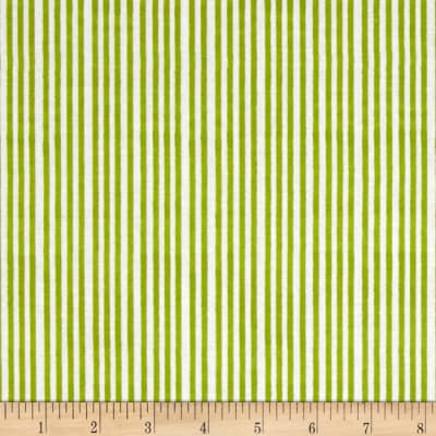 Loralie Sweetie Lazy Stripe Green