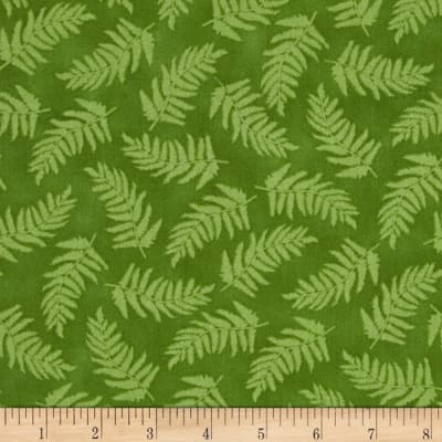 Nature's Glory Fern Tonal Green