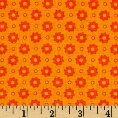 Apple Hill Farm Tire Dots Orange