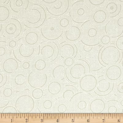 """108"""" Contempo Quilt Back Spiral White/Tint"""