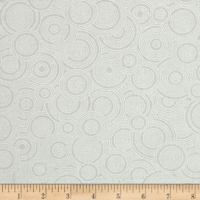 """108"""" Contempo Quilt Backing Spiral White/Tint"""