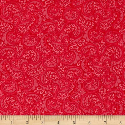 Carina Modern Entwined Red