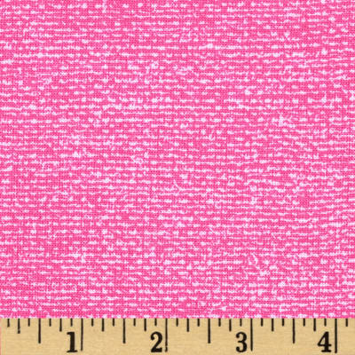 Michael Miller Migration Bark Cloth Fuschia