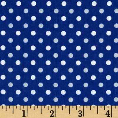 Fan-Tastic Dot Blue/Gray