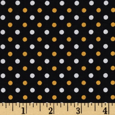 Fan-Tastic Dot Black/Gold