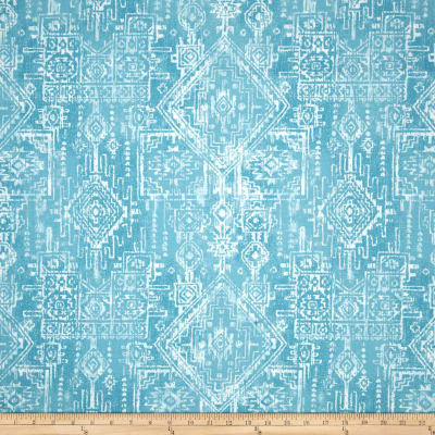 Premier Prints Sioux Coastal Blue