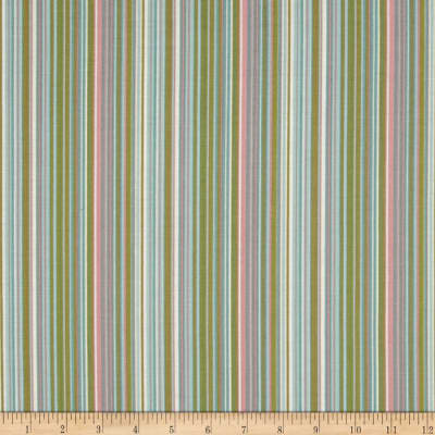 April Cornell Music Collection Stripe Pastel