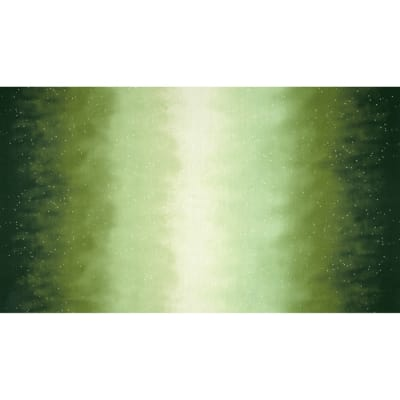 Enchanted Pines Sky Ombre Double Border Grass