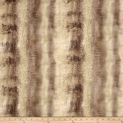 Enchanted Pines Texture Stripe Sand