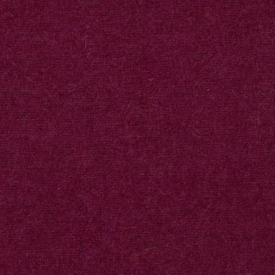 The Seasons Melton Wool Collection Magenta