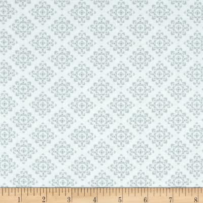 Laugh Love Quilt Tonal Gray