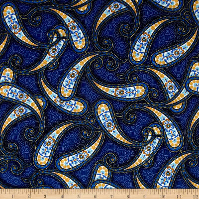 Botanica III The Royal Story Paisley Royal