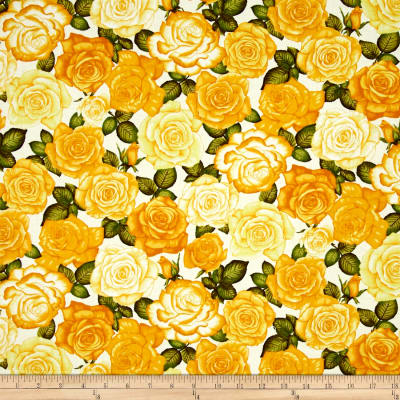 Botanica III The Royal Story Roses Gold