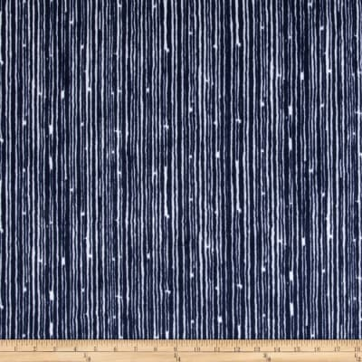 Shannon Premier Prints Minky Cuddle Canvas Navy/Snow