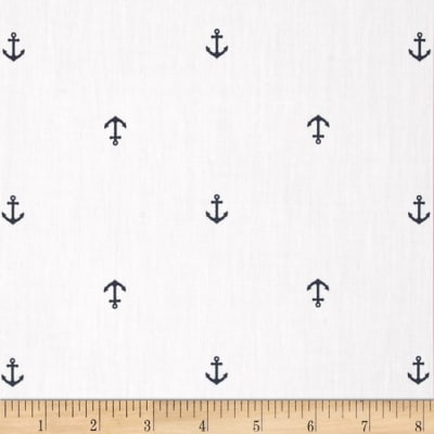 Pimatex Mini Print Anchor Midnight